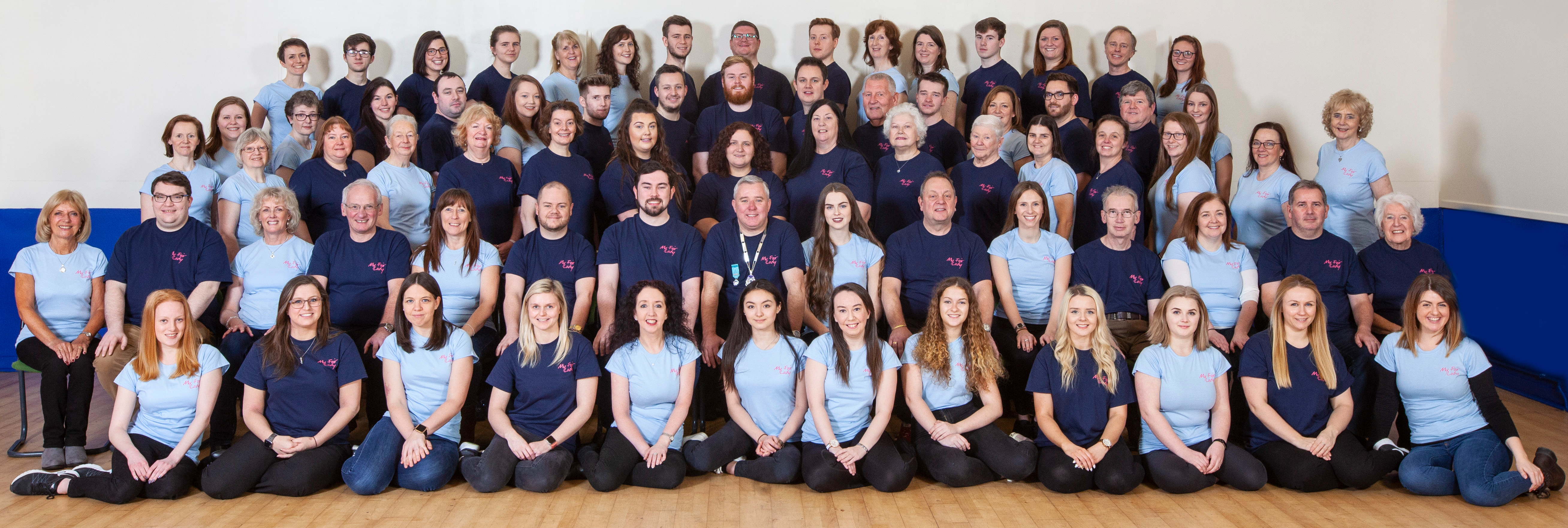 Southern Light Members & Production Team 2018/19